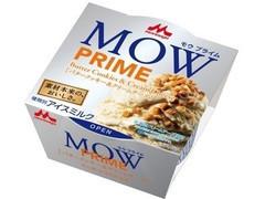 MOW PRIME バタークッキー&クリームチーズ